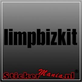 Limpbizkit sticker
