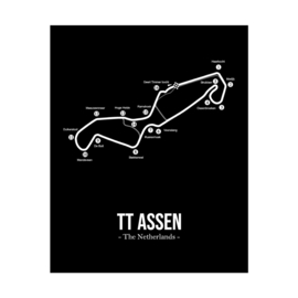 TT Assen - Black edition