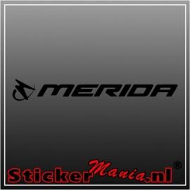 Merida sticker