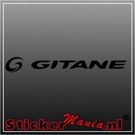 Gitane sticker