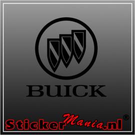 Buick sticker