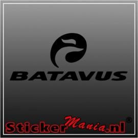 Batavus sticker