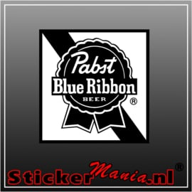 Pabst beer Full Colour sticker