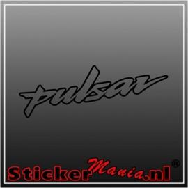 Pulsar sticker