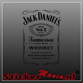 Jack daniels 2 sticker