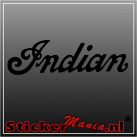 Indian sticker