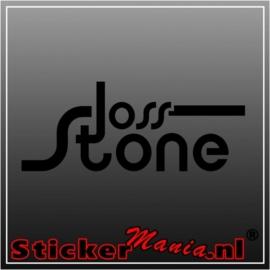 Joss stone sticker