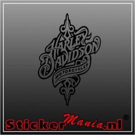 Harley Davidson 1 sticker