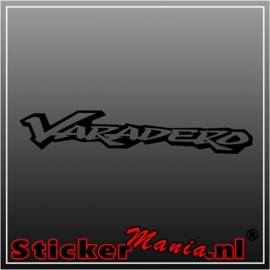 Honda varadero sticker