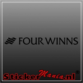 Four winns sticker