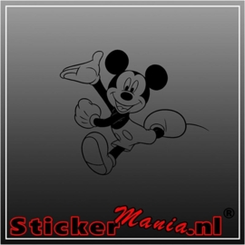 Mickey mouse 2 sticker