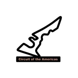 Circuit of the Americas op voet