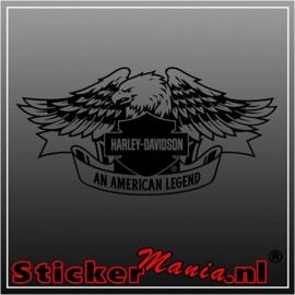 Harley Davidson 3 sticker