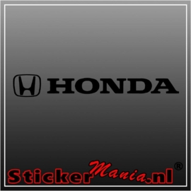 Honda sticker