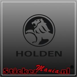 Holden sticker