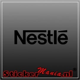 Nestle sticker
