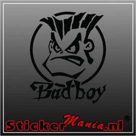 Badboy sticker