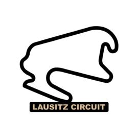 Lausitz circuit op voet