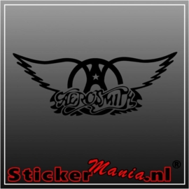 Aerosmith 1 sticker