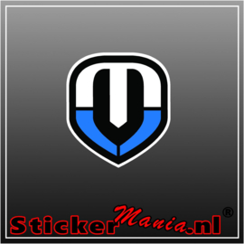 Mondraker logo full colour sticker