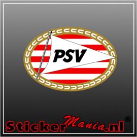 PSV Full Colour sticker