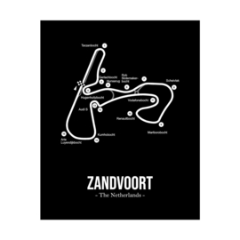 Zandvoort - Black edition