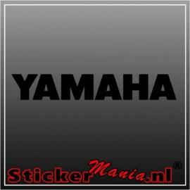 Yamaha 2 sticker