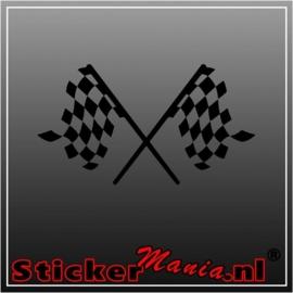 Race vlaggen