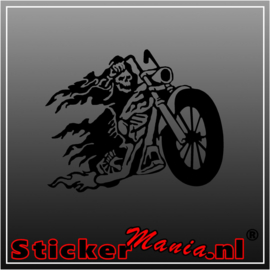 Motor 8 sticker