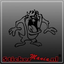 Tasmanian devil 3 sticker