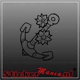 Anker 5 sticker