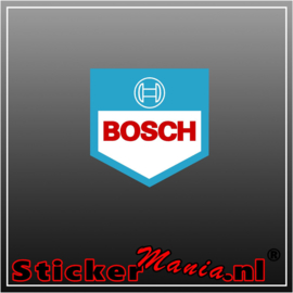 Bosch Full Colour sticker