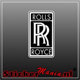 Rolls Royce Full Colour sticker