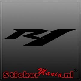 Yamaha R1 sticker
