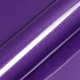 Byzantijns violet metallic wrap folie - HX20VBYB