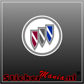 Buick Logo Full Colour sticker