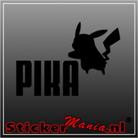 Pika sticker
