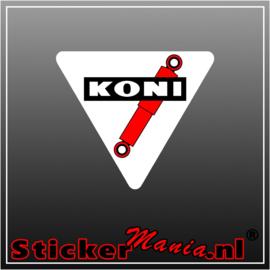 Koni 2 full colour sticker