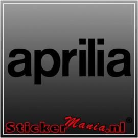 Aprilia 2 sticker