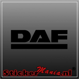Daf 2 sticker