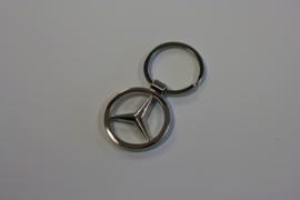 Mercedes logo sleutelhanger