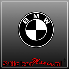 BMW Logo 2 Full Colour sticker