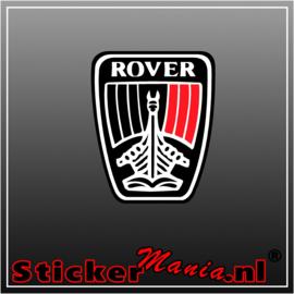 Rover Logo Full Colour sticker