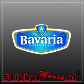 Bavaria Full Colour sticker