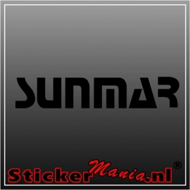 Sunmar sticker