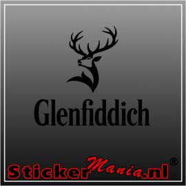 Glenfiddich sticker