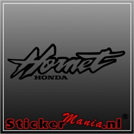 Honda hornet sticker