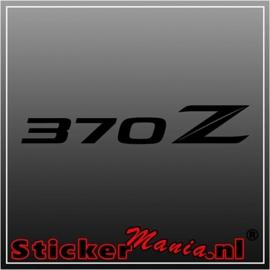 Nissan 370Z sticker