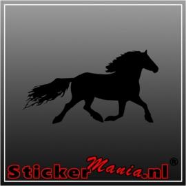 Fries paard 3