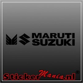 Suzuki maruti sticker